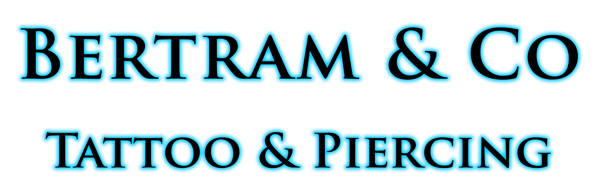 Bertram & Co Tattoo & Piercing logo