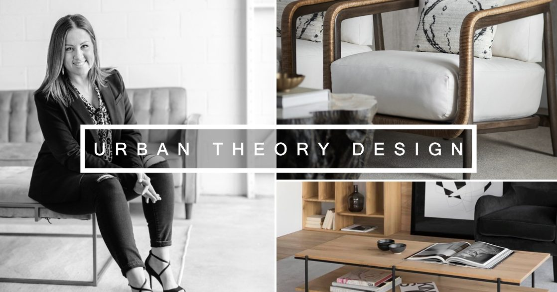 Urban Theory Interior Design logo