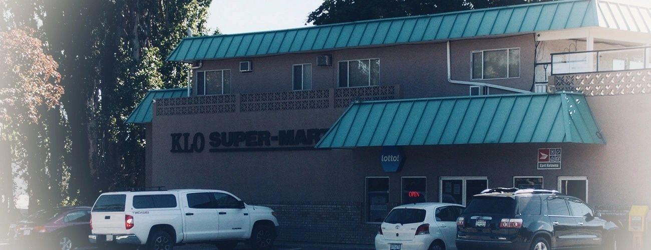 KLO Super-Mart logo