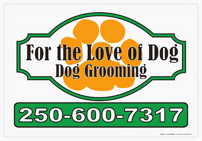For The Love Of Dog logo