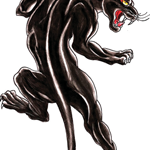Black Crowe Tattoo logo