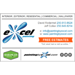 Excel Painting logo