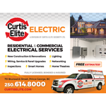 Curtis Elite Security By Telus logo