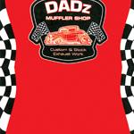 Dadz Muffler Shop logo