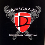 Damsgaard Plumbing & Gas Fitting logo