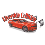 Riverside Collision logo