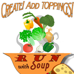 Run With Soup logo
