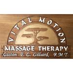 Vital Motion Massage Therapy logo