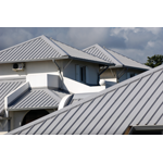 Weatherby's Roofing & Sheet Metal logo