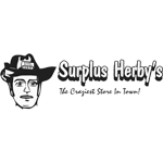 Surplus Herby's logo