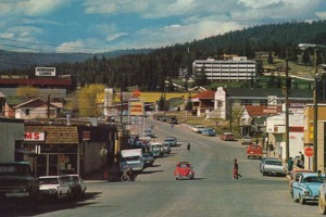 """Picture for article """"History of Williams Lake, BC"""""""