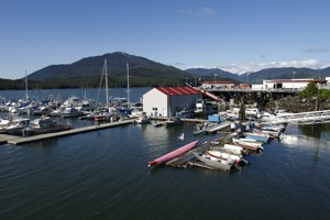 """Picture for article """"History of Prince Rupert, BC"""""""