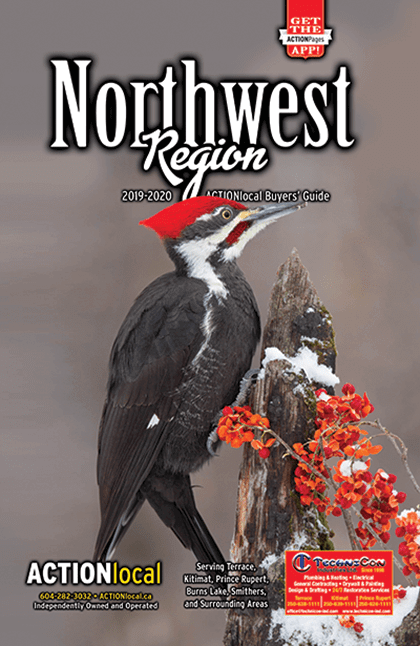 Northwest Region, BC Print Directory Cover