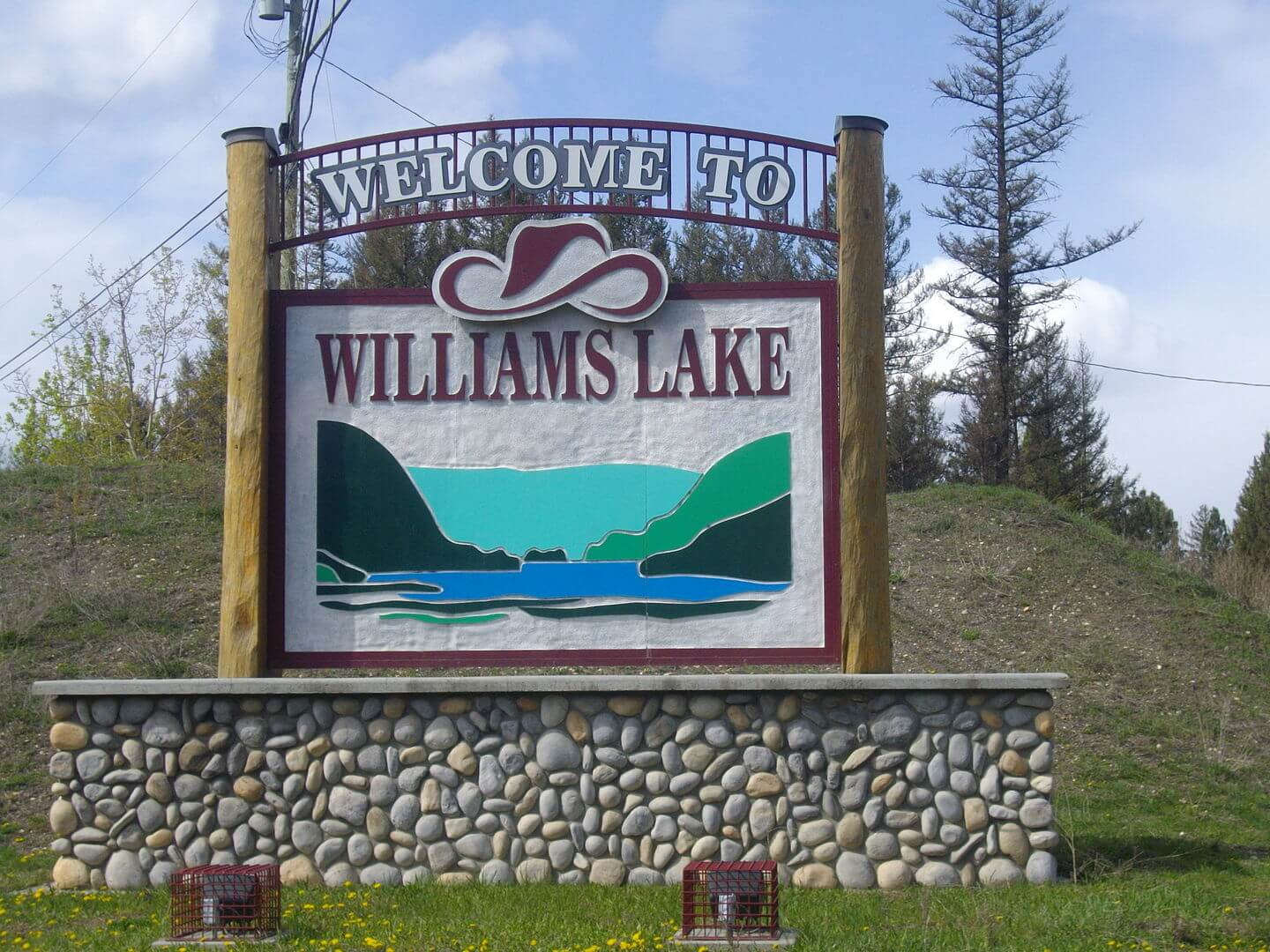 Picture for Williams Lake, BC