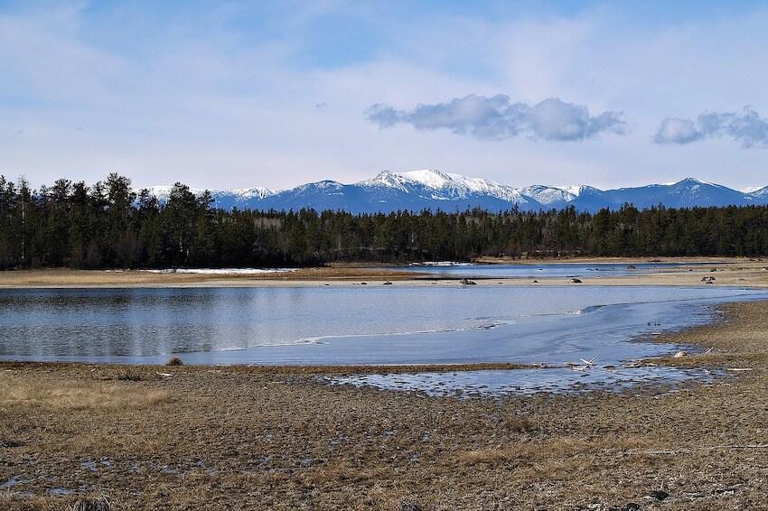 Williams Lake, BC